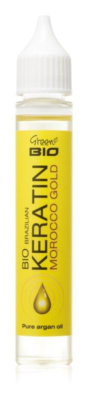 Dermagen Morocco Gold aceite de argán para cabello dañado y frágil