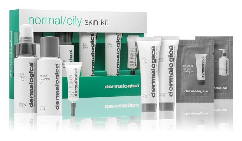 Dermalogica Daily Skin Health kozmetični set II. (za normalno do mastno kožo)