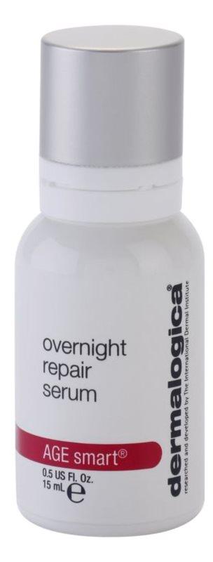 Dermalogica AGE smart sérum de nuit rénovateur pour une peau lumineuse et lisse