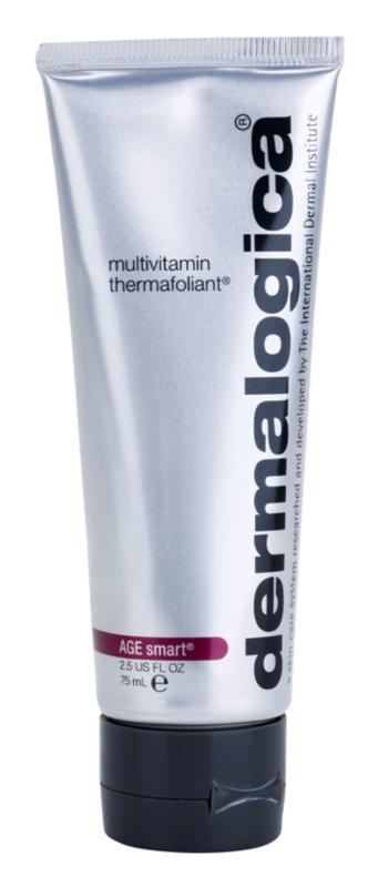 Dermalogica AGE smart multivitamínový hrejivý peeling na tvár