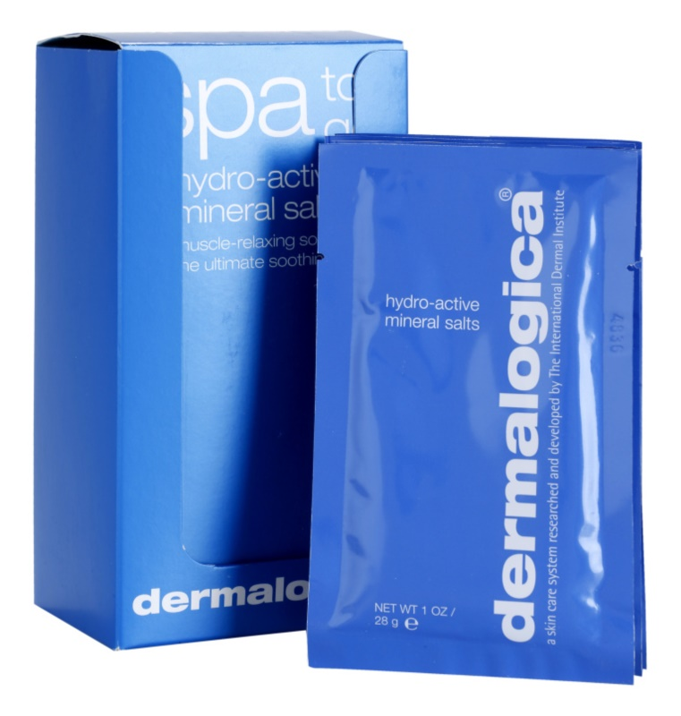 Dermalogica Body Therapy hydroaktives Mineralsalz für das Bad