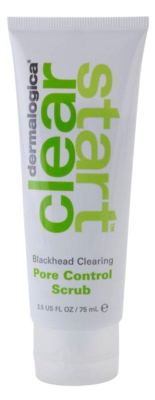 Dermalogica Clear Start Blackhead Clearing mélytisztító peeling a fekete pontok ellen
