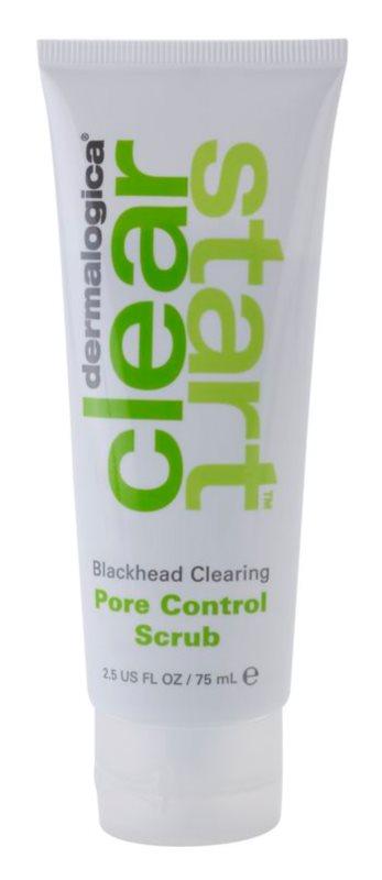 Dermalogica Clear Start Blackhead Clearing peeling curatare profunda impotriva punctelor negre
