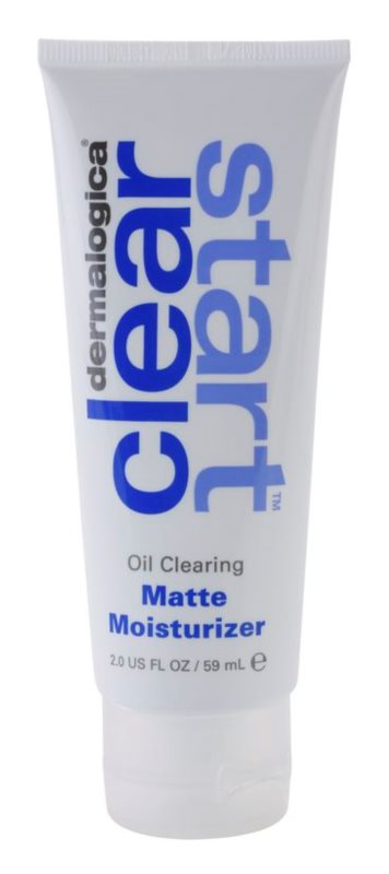 Dermalogica Clear Start Oil Clearing fluid matifiant hidratant SPF 15