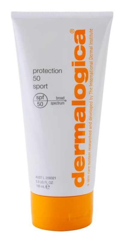 Dermalogica Daylight Defense vodeodolný ochranný krém pre športovcov SPF 50