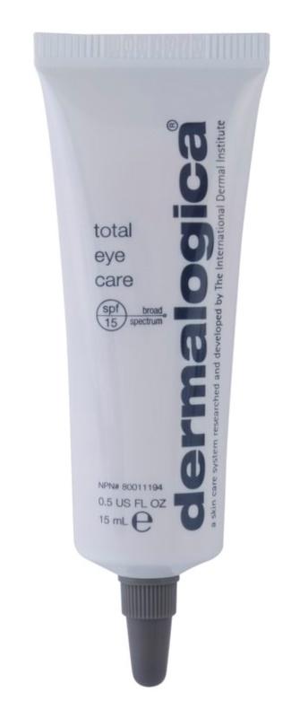 Dermalogica Daily Skin Health krema za osvetljevanje predela okoli oči proti podočnjakom