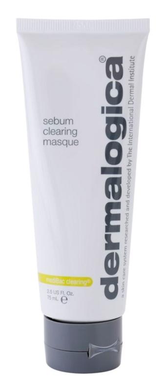 Dermalogica mediBac clearing mascarilla facial limpiadora  para pieles grasas con tendencia acnéica