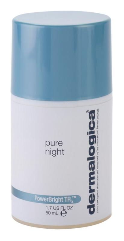 Dermalogica PowerBright TRx nočna hranilna in posvetlitvena krema za kožo s hiperpigmentacijo