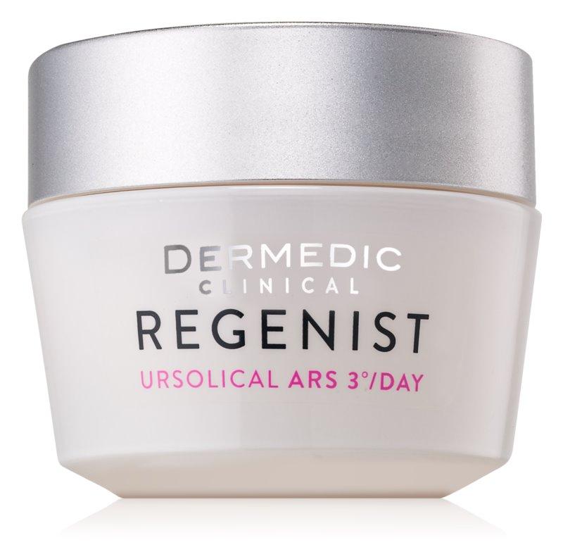 Dermedic Regenist ARS 3° Ursolical creme de dia reforçador e estimulante