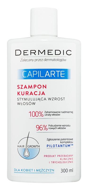 Dermedic Capilarte sampon hajnövesztést serkentő