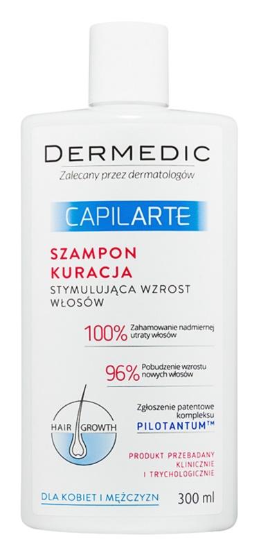 Dermedic Capilarte šampon stimulující růst vlasů