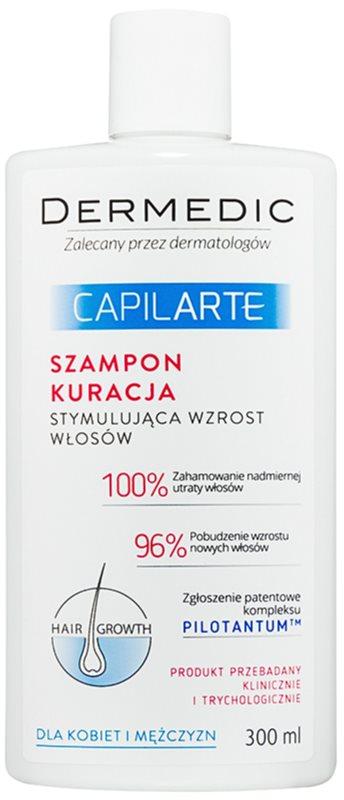Dermedic Capilarte szampon stymulujący wzrost włosów