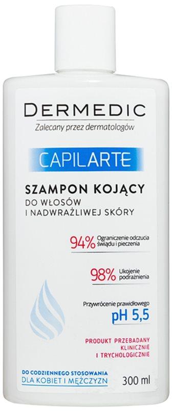 Dermedic Capilarte beruhigendes Shampoo für empfindliche Kopfhaut