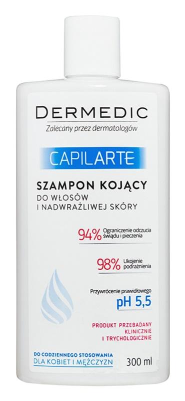 Dermedic Capilarte kojący szampon do skóry wrażliwej