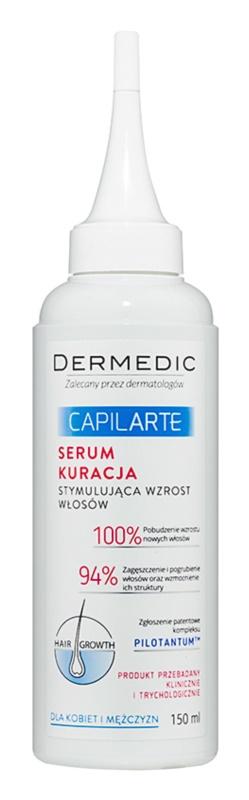 Dermedic Capilarte serum za spodbujanje rasti las z regeneracijskim učinkom