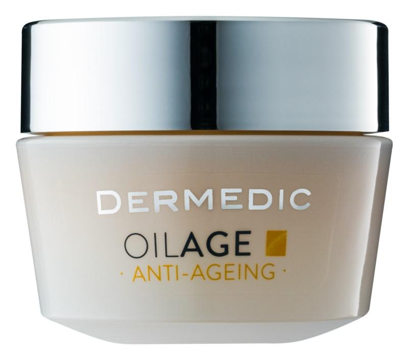 Dermedic Oilage regeneracijska nočna krema za obnovo gostote kože