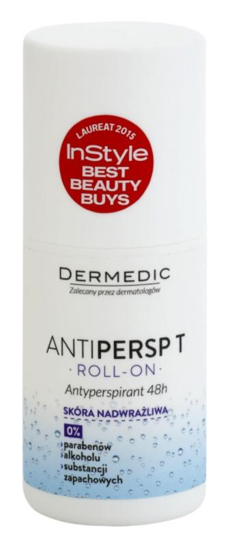 Dermedic Antipersp T spray antiperspirant pentru piele foarte sensibilă 48 de ore