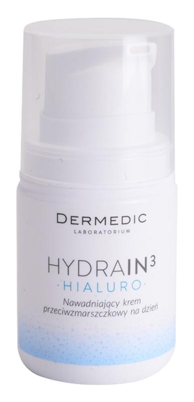 Dermedic Hydrain3 Hialuro Hydrating Day Cream with Anti-Wrinkle Effect