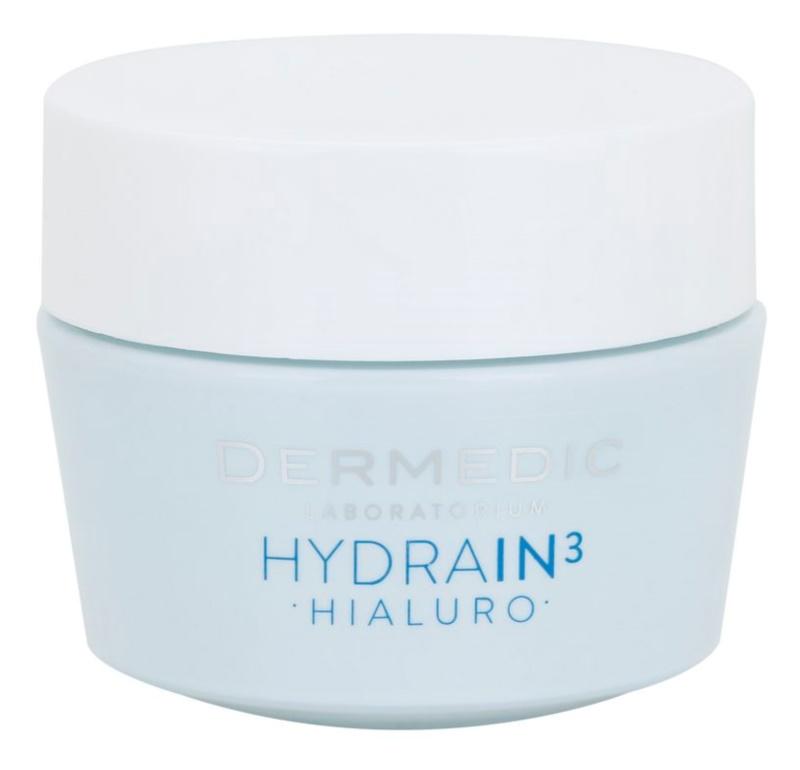Dermedic Hydrain3 Hialuro crème-gel hydratante en profondeur