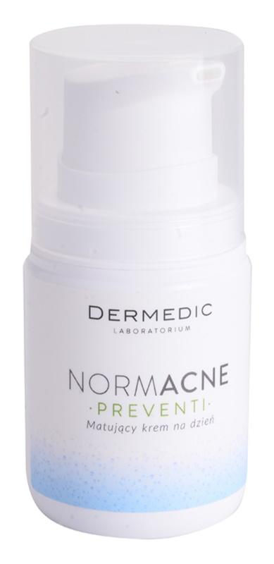 Dermedic Normacne Preventi matující denní krém pro mastnou a smíšenou pleť
