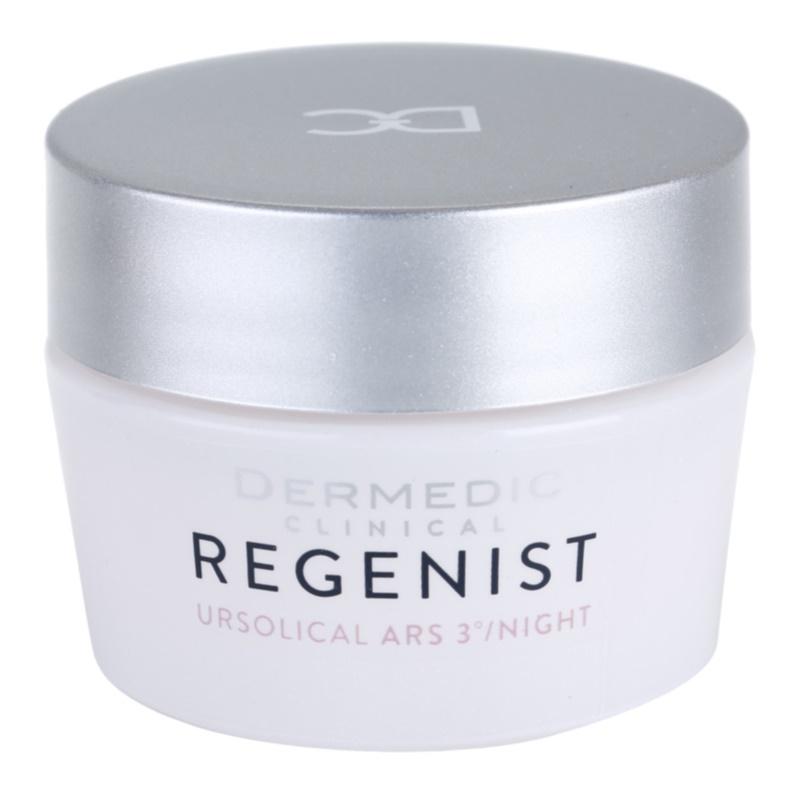 Dermedic Regenist ARS 3° Ursolical stimuláló és regeneráló éjszakai krém