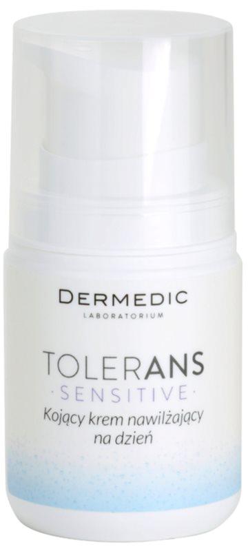 Dermedic Tolerans zklidňující denní hydratační krém