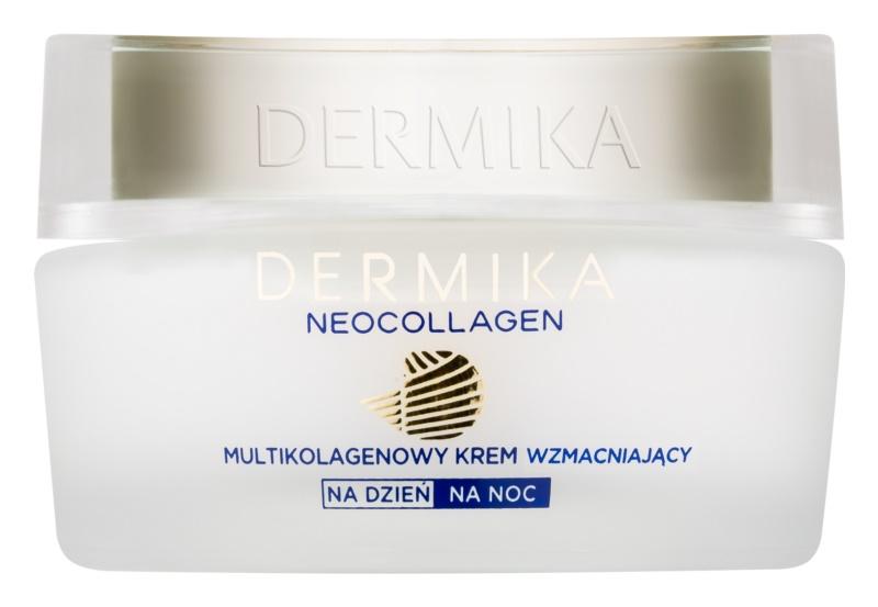 Dermika Neocollagen posilující krém na redukci vrásek 50+