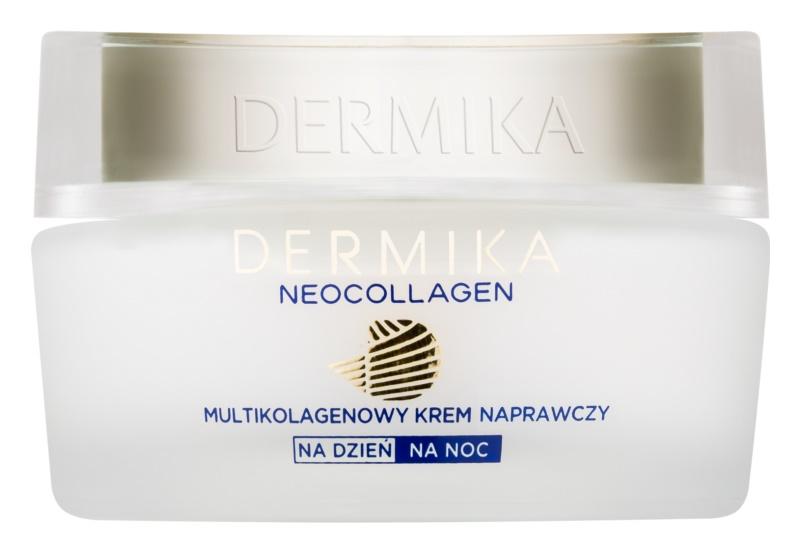 Dermika Neocollagen obnovující krém na redukci hlubokých vrásek 60+