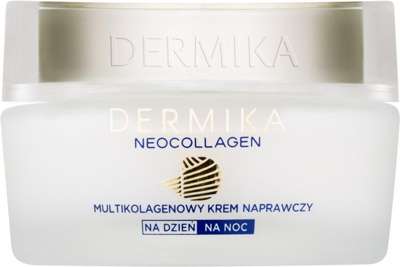 Dermika Neocollagen obnovujúci krém na redukciu hlbokých vrások 60+