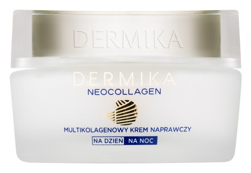 Dermika Neocollagen Restorative Cream for Reduction of Deep Wrinkles 60+