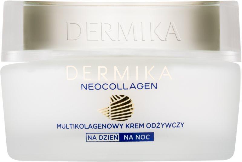 Dermika Neocollagen crema hranitoare pentru a reduce ridurile si pielea lasata 70+