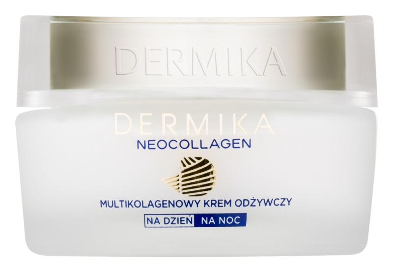 Dermika Neocollagen Voedende Crème voor Reductie van Rimpels en Verslapte Huid