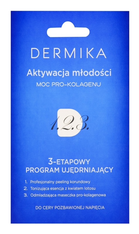 Dermika 1. 2. 3. 3-Phase Firming Treatment For Mature Skin