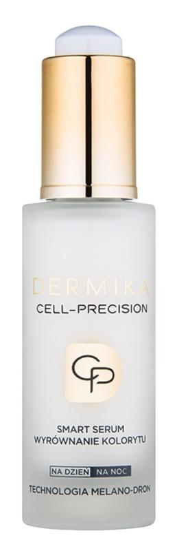 Dermika Cell-Precision sérum illuminateur pour un teint unifié