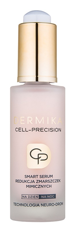 Dermika Cell-Precision pleťové sérum against expression wrinkles