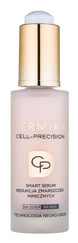 Dermika Cell-Precision sérum visage anti-rides d'expression