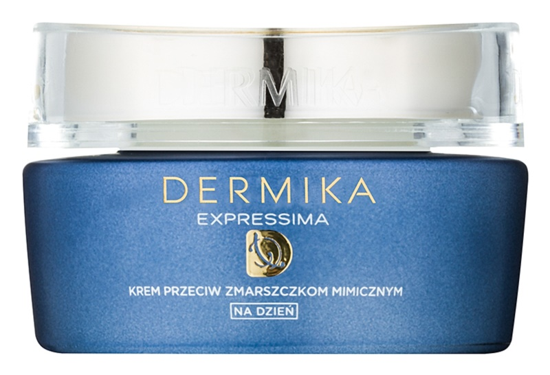 Dermika Expressima Hydrating Day Cream against expression wrinkles