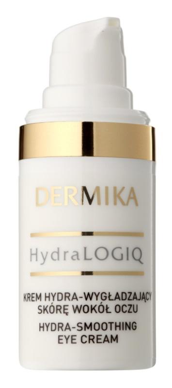 Dermika HydraLOGIQ crème lissante yeux 30+