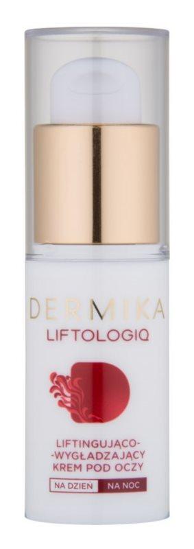 Dermika Liftologiq vyhlazující oční krém s liftingovým efektem