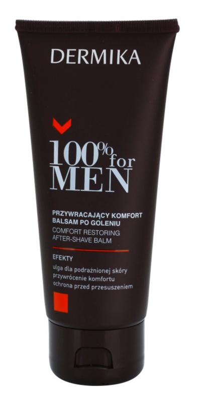 Dermika 100% for Men Soothing After Shave Balm