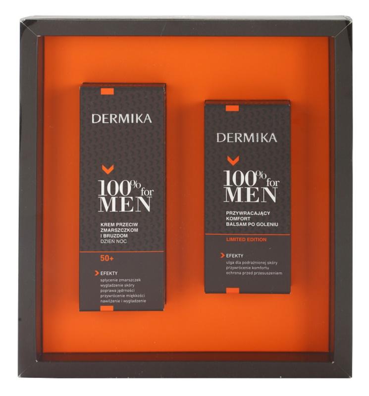 Dermika 100% for Men lote cosmético II.