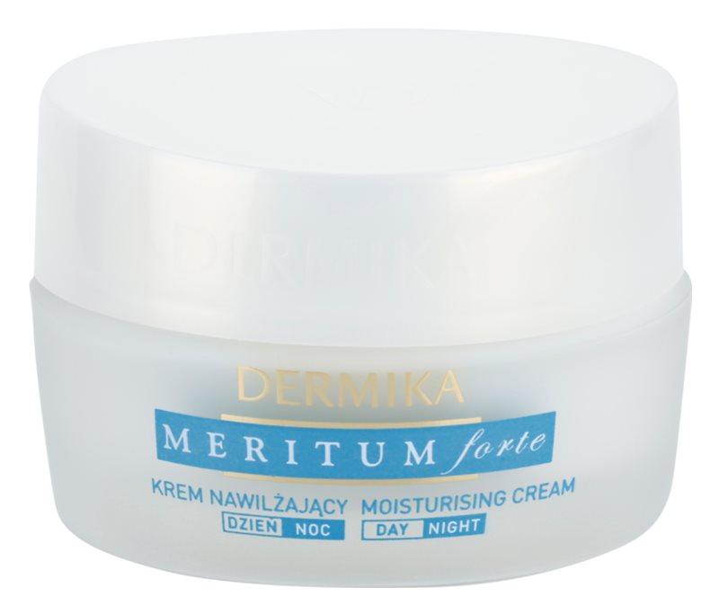 Dermika Meritum Forte hydratačný krém pre normálnu a suchú pleť
