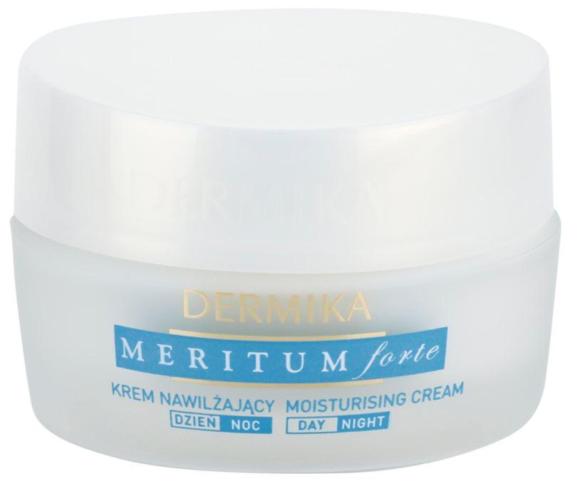 Dermika Meritum Forte Hydraterende Crème voor Normale en Droge Huid