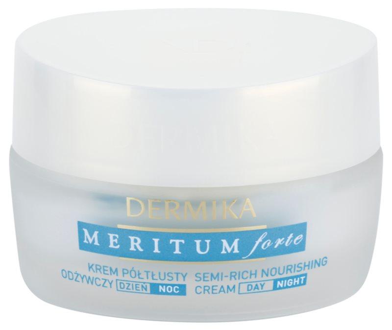 Dermika Meritum Forte výživný krém pre suchú až citlivú pleť