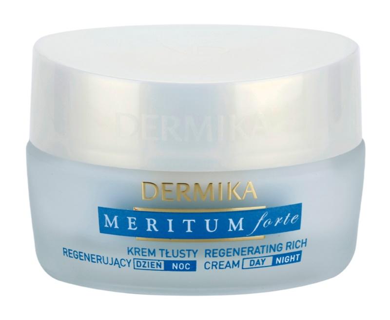 Dermika Meritum Forte regeneračný krém pre suchú pleť