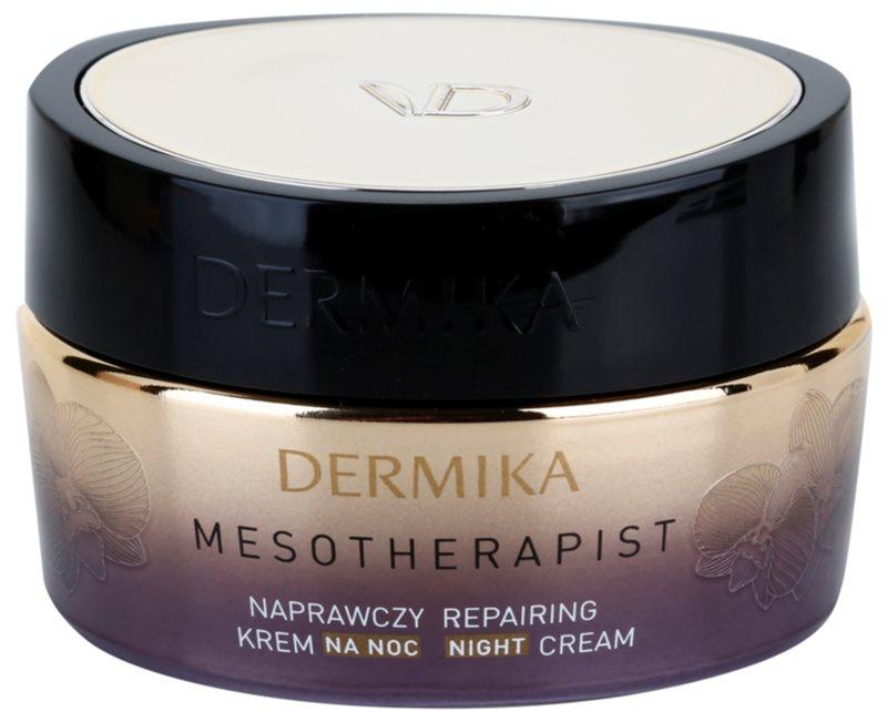 Dermika Mesotherapist erneuernde Nachtcreme für reife Haut