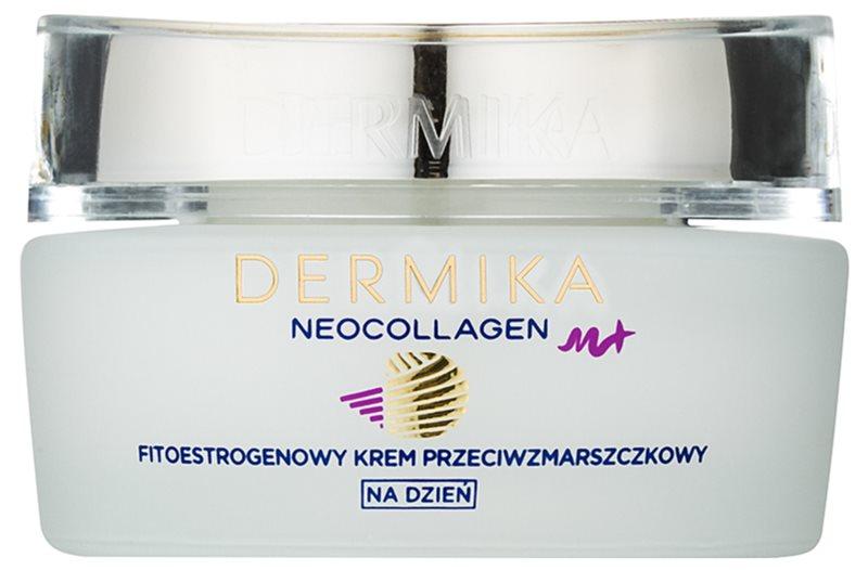 Dermika Neocollagen M+ denní regenerační krém s fytoestrogeny