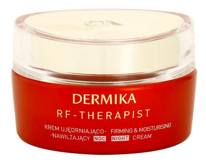 Dermika RF - Therapist Firming Night Cream With Moisturizing Effect