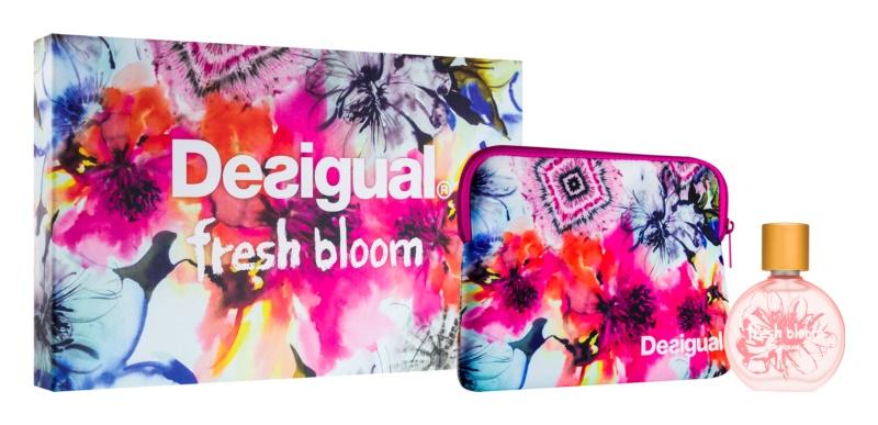 Desigual Fresh Bloom darčeková sada