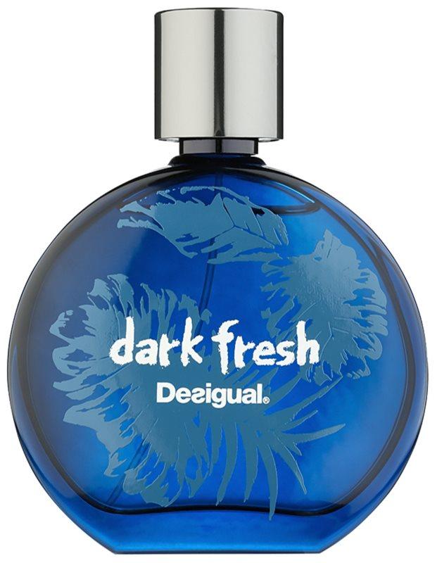 Desigual Dark Fresh eau de toilette férfiaknak 100 ml